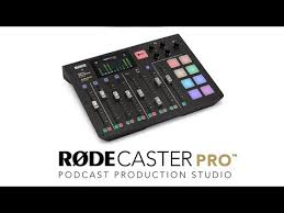 Аудио <b>пульт Rode Caster Pro</b> в аренду в Москве | Rentaphoto