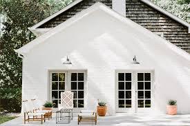 Beautiful White Brick Home