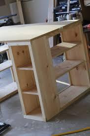 diy bookcase kitchen island. 17 Best Ideas About Diy Computer Desk On Pinterest | Office DIY Bookshelf / Craft Table. Made From The \u0027MODERN CARFT TABLE\u0027 Plan Bookcase Kitchen Island