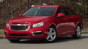 2015 Chevrolet Cruze Diesel - TestDriveNow.com Review by Auto ...