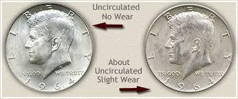 Forgotten Silver Kennedy Half Dollars