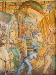 the technique of fresco painting