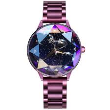 2019 Luxury <b>Top Brand Lady Crystal</b> Watch Women Dress Watch ...