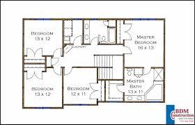 bedroom walk closet floor plan second model home home