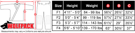 Venum Women S Gi Size Chart Venum Challenger 2 0 Women Bjj Gi Black