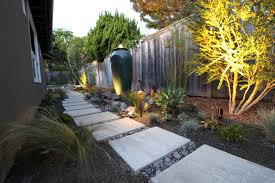 Front Yard Landscaping Modern Design Astounding Ideas Images