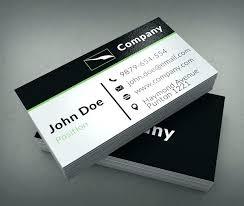 Free Personal Business Card Template Calling Helenamontana Info
