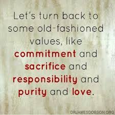 Old Fashioned Love Quotes Cool Old Fashioned Values And Morals Kahlil Gibran Quote Wall True