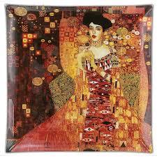 <b>Тарелка декоративная Carmani</b>, Золотая Адель, 13*13 см ...