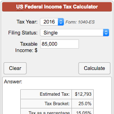 Payroll Calculator Michigan Income Tax Calculator