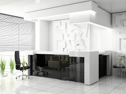 office reception area reception areas office. Black Back-painted Glass Reception Desk. Adds Light And A Strong Graphic Element To An Otherwise Stark Space. Office Area Areas