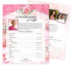 funeral flyer printable funeral memorial flyers samples one page funeral flyer