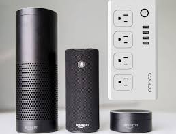 amazon has a smart power strip that can control four devices  amazon has a 30 smart power strip that can control four devices individually alexa