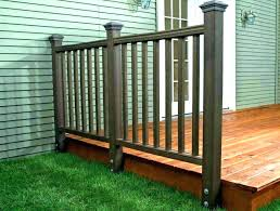 how to build a deck railing installing deck railing posts arched systems new decoration how to how to build a deck railing