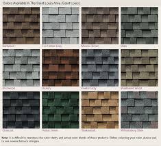 architectural shingles colors. Exellent Shingles GAF Timberline HD Shingle Colors In Architectural Shingles U