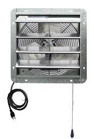 plug in indoor wall mounted fan