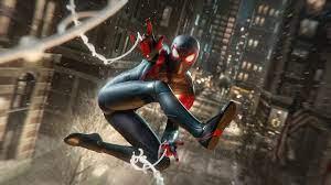 Spider-Man Miles Morales Web Shoot PS5 ...