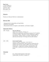 Sample Resume Child Care Child Care Cover Letter Inspiring Childcare ...