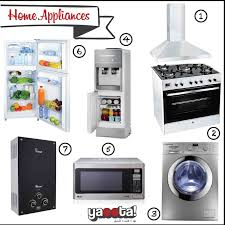 the top best selling home appliances in egypt in 2016