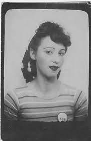 """Violet Virginia """"Jackie"""" Russell Lehman (1924-1986) - Find A Grave Memorial"""