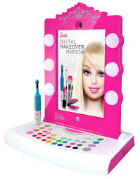 barbie digital makeover for ipad mirror