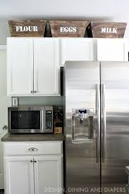 stunning design above kitchen cabinet ideas collection in decorating for cabinets home