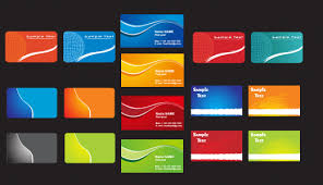 cards templates modern business card templates