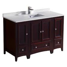 bath vanity in gany with quartz stone vanity
