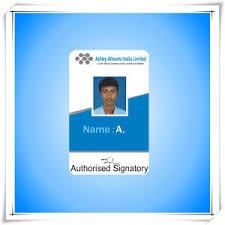 Identity Card Design China Customized Design Pvc Portrait Id Card China Id Card