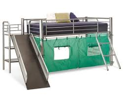 bunk bed with slide. Interesting With Intended Bunk Bed With Slide