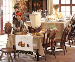 An old-fashioned Thanksgiving dinner & Tree Trimming party in the barn : D  (with all of o…   Thanksgiving kids table, Thanksgiving kids, Thanksgiving  table settings