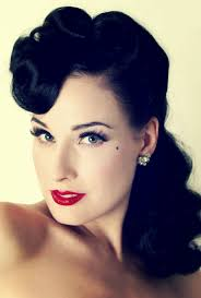 Hair Style Curling 17 beautiful rockabilly hairstyles rebelcircus 3235 by wearticles.com