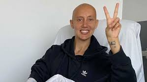 Virginia Torrecilla announces that she has finished the chemotherapy process - Gruntstuff