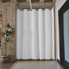 rousing curtain room dividers ikea 8 foot tension rod tension rod room divider partition room also