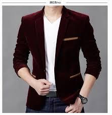 2018 <b>New Arrival Luxury</b> Blazer Men Spring Fashion Brand Quality ...