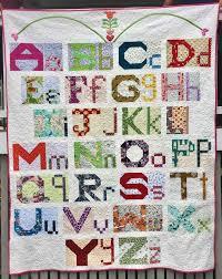 Easy as ABC Quilt Pattern (PDF) – sarahfielke & Easy as ABC Quilt Pattern (PDF) Adamdwight.com