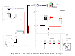 Electric Scooter Wiring Diagrams Freedom Scooter Wiring Diagram