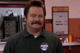 After waking up from a dream with Ron Swanson approving of my ... via Relatably.com