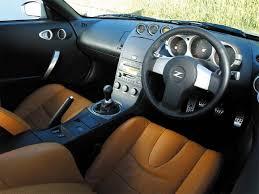 2003 nissan 350z interior. 0202 04zoom2003 nissan 350zfront interior view 2003 350z r