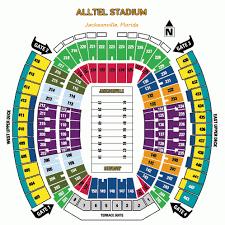61 Veritable Everbank Stadium View From Seats