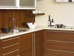 Modern Kitchen With Brown Color Decobizzcom