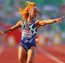 WATCH: Sha'Carri Richardson Runs to ...