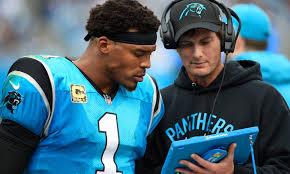 Panthers fire QB Ken Dorsey, and Twitter reacts