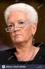 Gayle Smith, co-chairman of the ENOUGH Project, testifies before a the  Senate Judiciary Human Rights