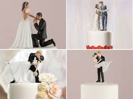 35 Unique Creative Wedding Cake Toppers