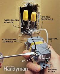 how to make two prong outlets safer the family handyman photo