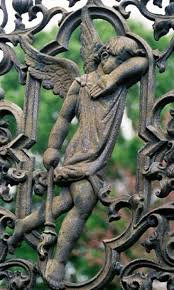 Pin by Bonnie Rudolf on sacred and spiritual   Angel statues ...