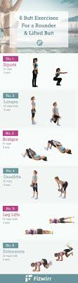Exercises to build an ass