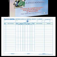 Formato De Asistencia Del Personal Imprenta Offset Imprenta Digital