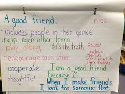 Friendship Chart For School Dr Coffin Room 2 Friendship Week